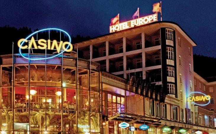 Hotel Europe in Davos , Switzerland image 2