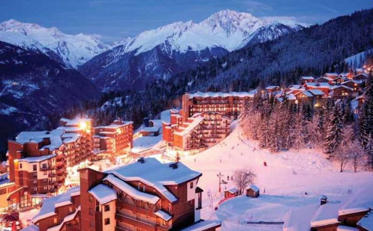 La Tania in mig images , France image 5