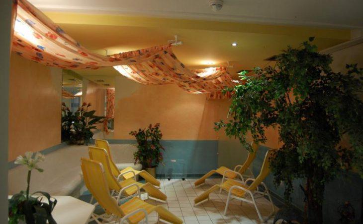 Aktivhotel Crystal, St Johann, Lounge