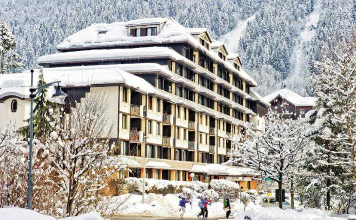 Ski Residence Le Chamois Blanc in Chamonix , France image 2