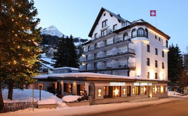 Meierhof Hotel in Davos , Switzerland image 2