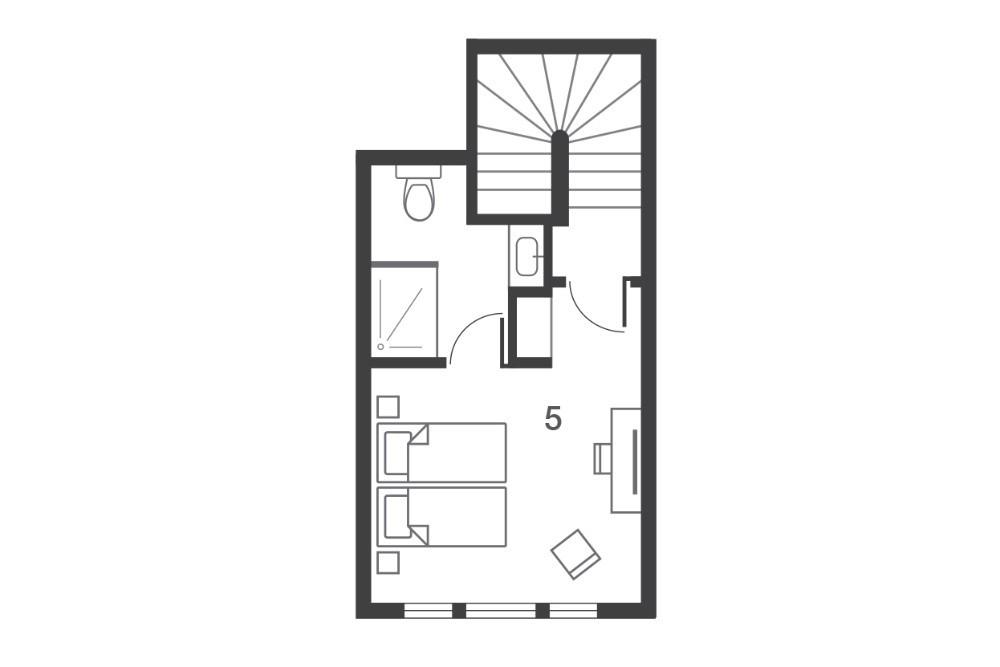 Chalet Beluga Avoriaz Floor Plan 6
