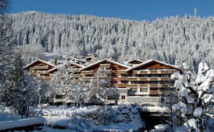 Silvretta Parkhotel Klosters in Klosters , Switzerland image 2