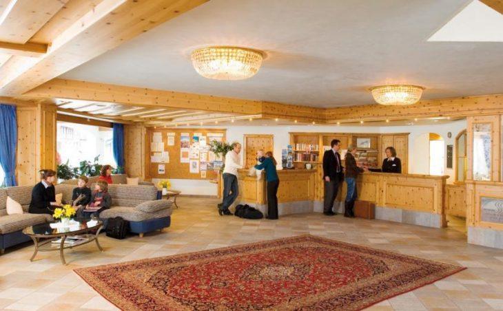 Silvretta Parkhotel Klosters in Klosters , Switzerland image 6