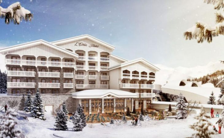 Ecrin Blanc in Courchevel , France image 1