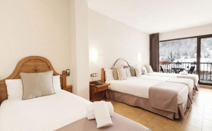 Hotel St Gothard in Arinsal , Andorra image 5
