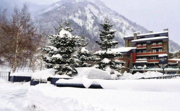 Hotel Boutique Palome in Arinsal , Andorra image 1