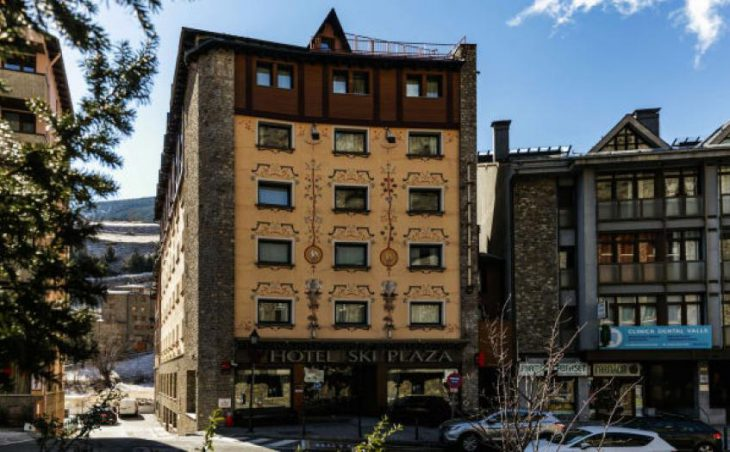 Hotel Ski Plaza in Canillo , Andorra image 1