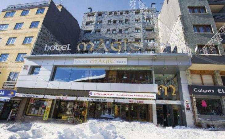 Hotel Magic Pas in Pas de la Casa , Andorra image 1