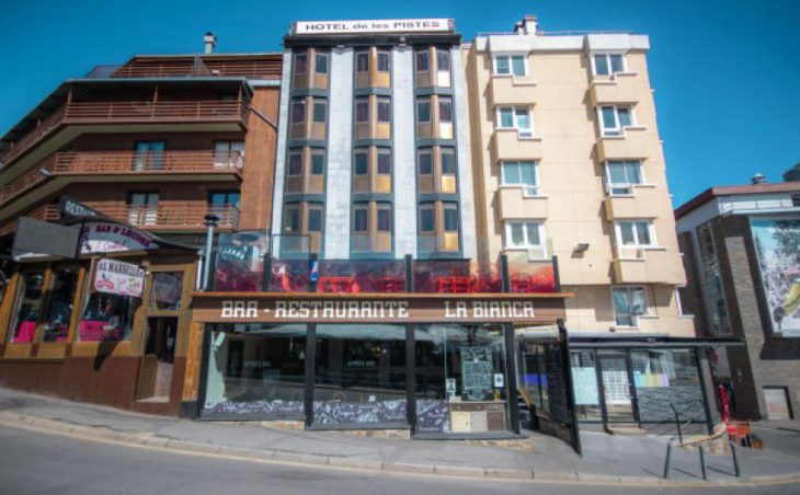 Hotel de les Pistes in Pas de la Casa , Andorra image 1