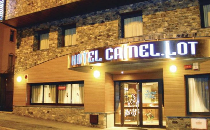 Hotel Camellot in Pas de la Casa , Andorra image 1