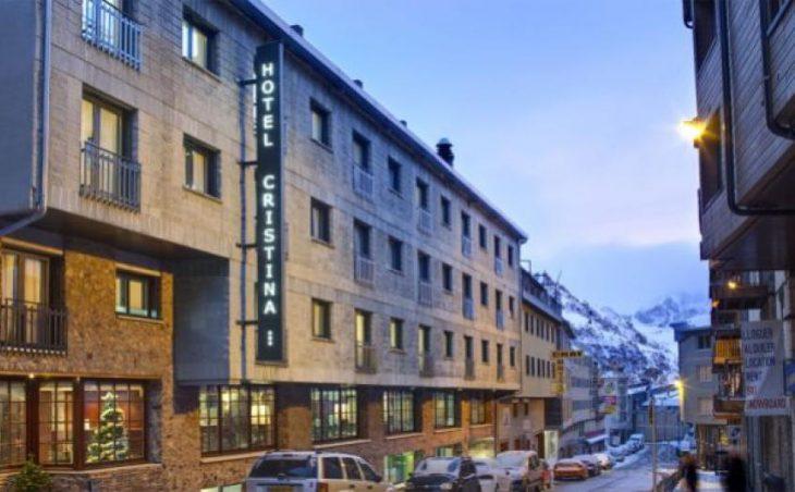 Hotel Cristina in Pas de la Casa , Andorra image 1