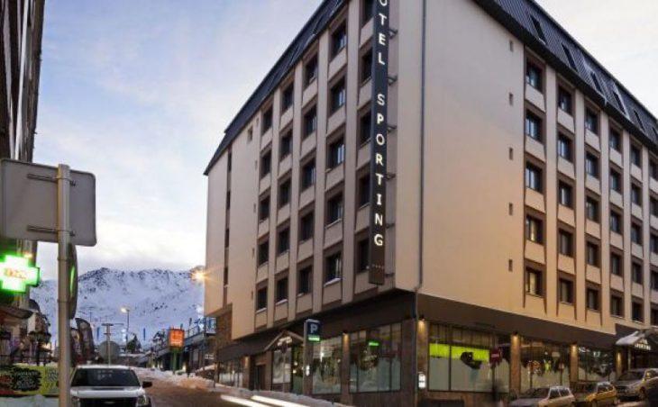 Hotel Sporting in Pas de la Casa , Andorra image 1