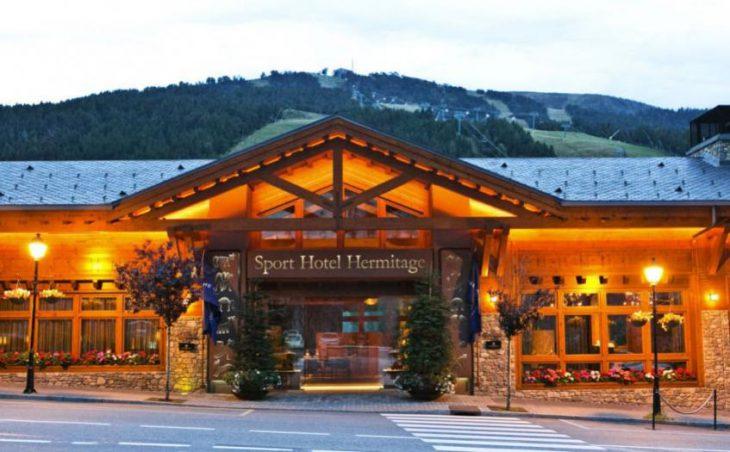 Sport Hotel Hermitage & Spa in Soldeu , Andorra image 1