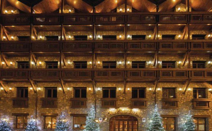 Hotel Xalet Montana in Soldeu , Andorra image 1