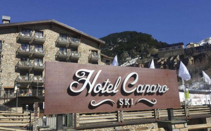 Hotel Canaro in Soldeu , Andorra image 1