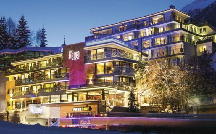 Hotel Fliana in Ischgl , Austria image 1