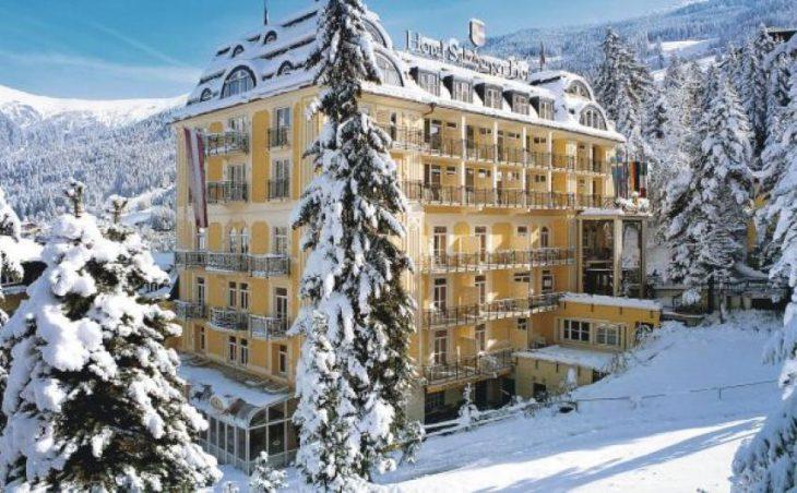 Hotel Salzburger Hof in Bad Gastein , Austria image 1