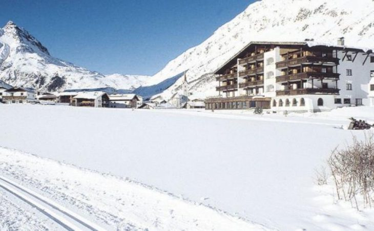 AlpenHotel Tirol in Galtur , Austria image 1