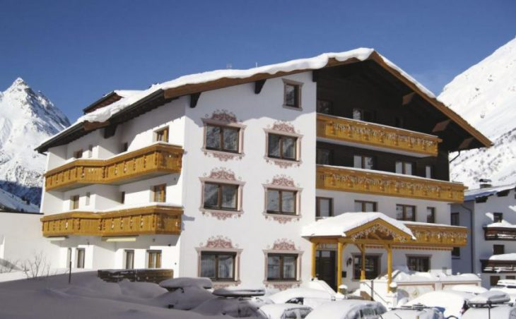 Hotel Galturerhof in Galtur , Austria image 1