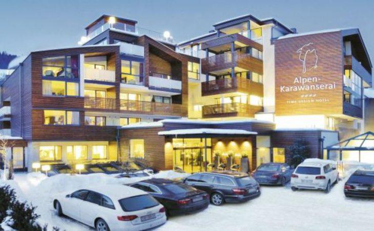 Hotel Alpen-Karawanserai in Hinterglemm & Fieberbrunn , Austria image 1