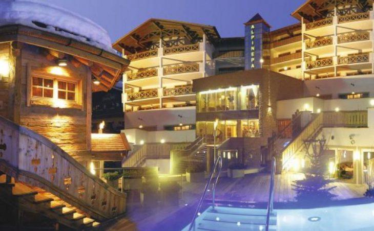 Hotel Alpine Palace in Hinterglemm & Fieberbrunn , Austria image 1