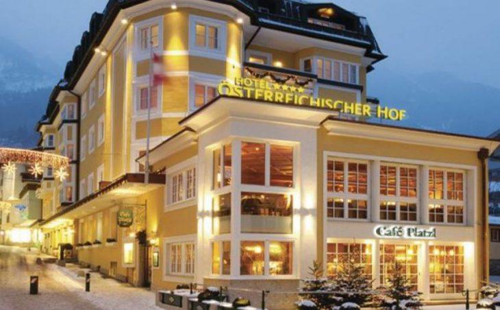 Hotel Osterreichischerhof in Bad Hofgastein , Austria image 1