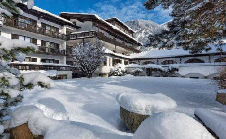 Johannesbad Hotel St Georg in Bad Hofgastein , Austria image 4