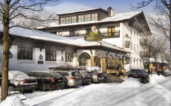 Johannesbad Hotel St Georg in Bad Hofgastein , Austria image 1