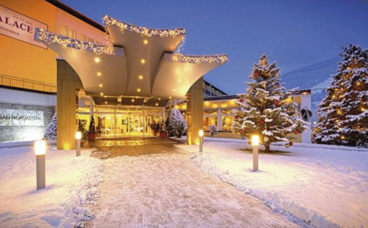 Johannesbad Hotel Palace in Bad Hofgastein , Austria image 1