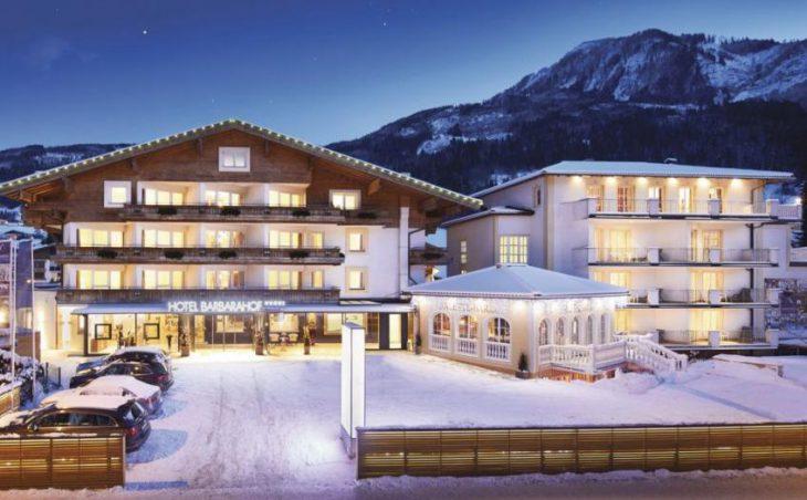 Alpine Superior Hotel Barbarahof in Kaprun , Austria image 1