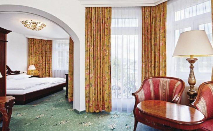Hotel Erika in Kitzbuhel , Austria image 4