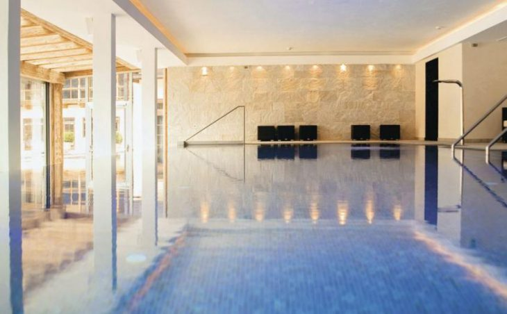 Hotel Kitzhof Mountain Design Resort in Kitzbuhel , Austria image 3