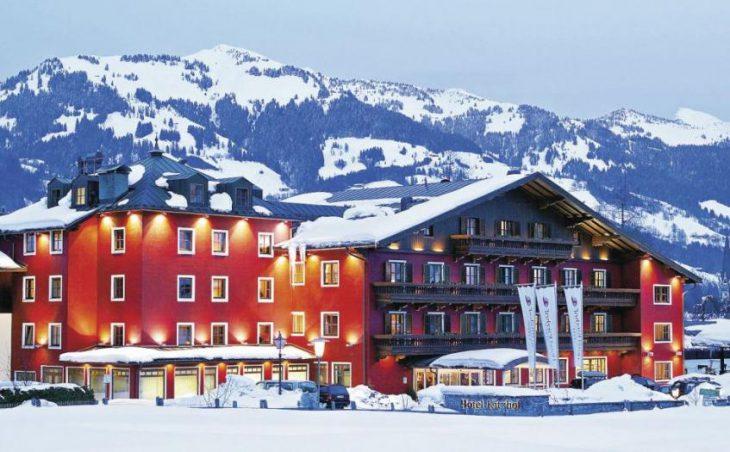 Hotel Kitzhof Mountain Design Resort in Kitzbuhel , Austria image 1