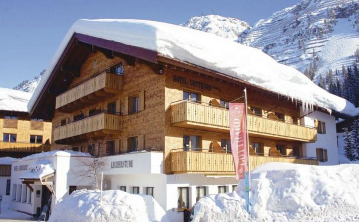 Central Hotel Gotthard in Lech , Austria image 1