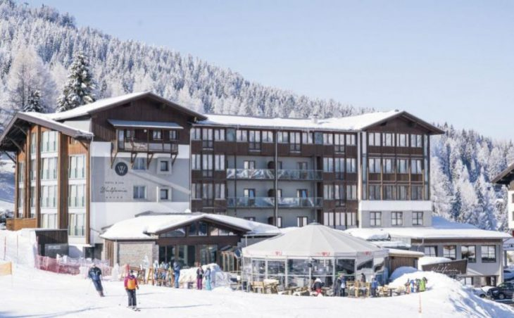 Hotel & Spa Wulfenia in Nassfeld , Austria image 1