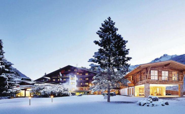 Spa Hotel Jagdhof in Neustift , Austria image 1