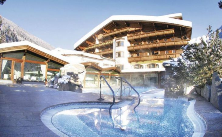 Spa Hotel Jagdhof in Neustift , Austria image 12
