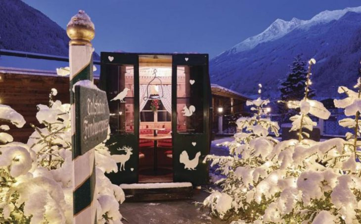 Spa Hotel Jagdhof in Neustift , Austria image 8