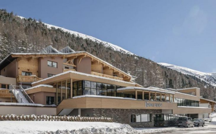 Muhle Resort 1900 in Obergurgl , Austria image 1