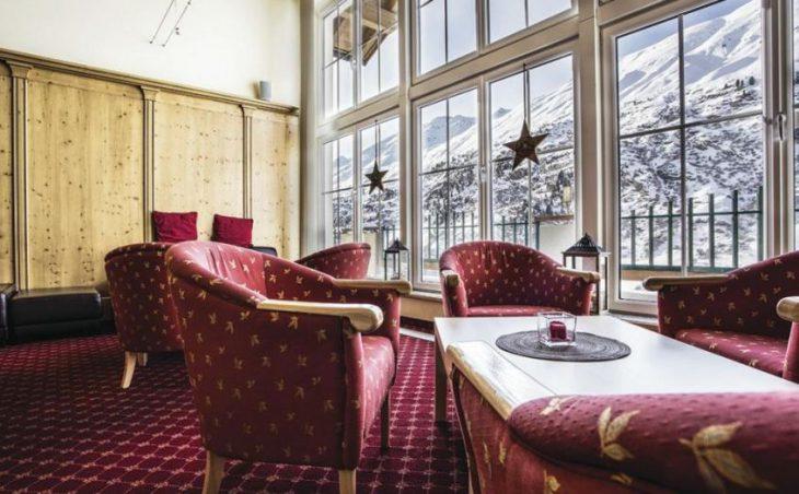 Hotel Alpenaussicht in Obergurgl , Austria image 6