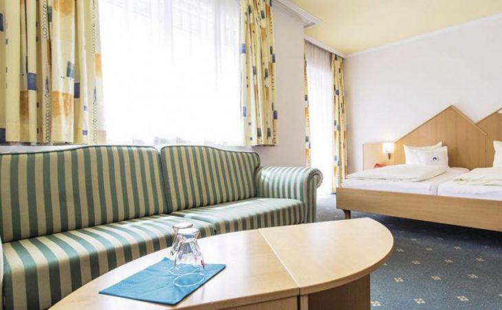 Hotel Alpenaussicht in Obergurgl , Austria image 7