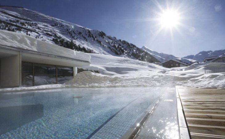 The Crystal Lifestyle Hotel in Obergurgl , Austria image 10