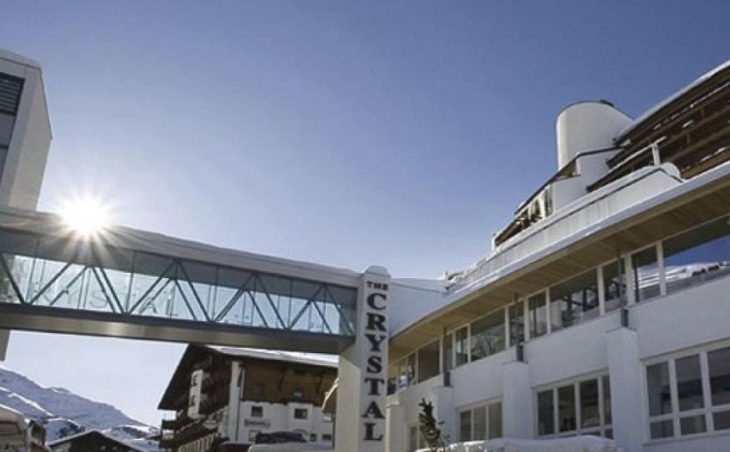 The Crystal Lifestyle Hotel in Obergurgl , Austria image 11