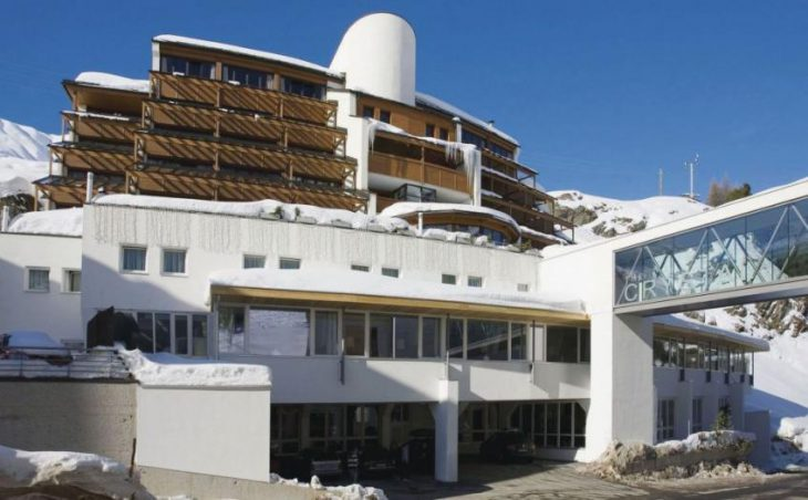 The Crystal Lifestyle Hotel in Obergurgl , Austria image 1