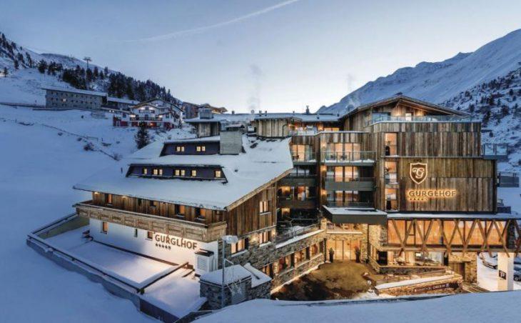 Hotel Gurglhof in Obergurgl , Austria image 1