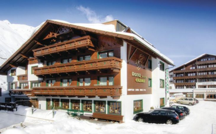 Hotel Enzian in Obergurgl , Austria image 1