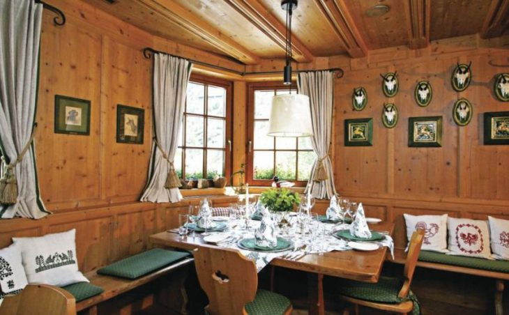 Hotel Enzian in Obergurgl , Austria image 10