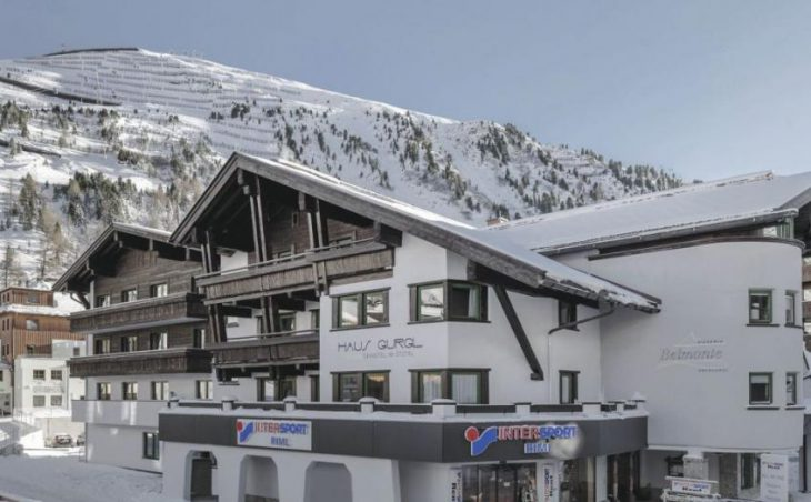 Haus Gurgl Skihotel in Obergurgl , Austria image 1