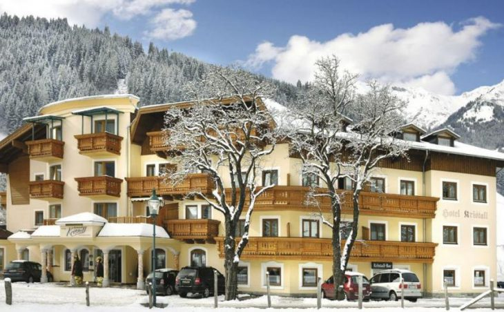 Hotel Ferienwelt Kristall in Rauris , Austria image 1